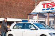 Tesco And Volkswagen Partner To Provide The Largest Retail Electric Vehicle Charging Network In The UK – Powered By Pod Point.