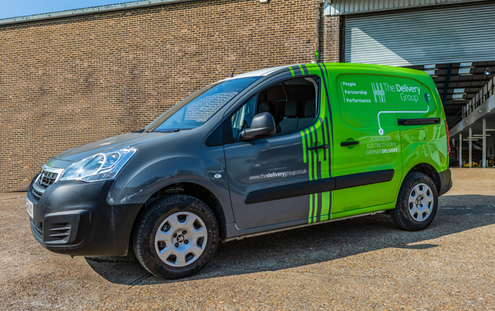 The Delivery Group Makes Low Emission Investment.