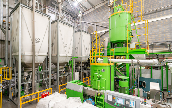 Veolia Launches £1million Investment To Grow Plastics Recycling.