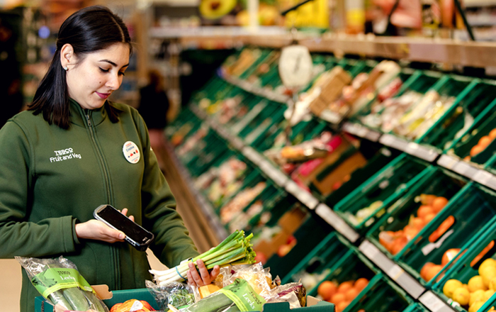Tesco Calls For More Businesses To Publish Food Waste Data As Amount Of Food Wasted In Tesco Is Down 17%.