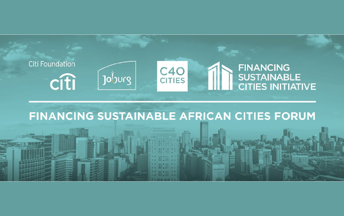 C40 Cities' Financing Sustainable African Cities Forum Explores Potential Of African Cities In Tackling Global Climate Change.