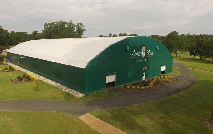 Tennis Association Backs Fabric Structures Amid £125m Funding.