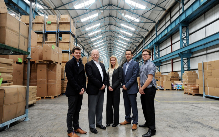 Plastic-Free Demand Drives Growth For Loughborough Manufacturer.