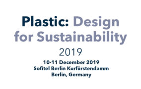 Plastic: Design For Sustainability - Berlin Hosts Thought-Leadership Conference On Design, Sustainability And Materials.