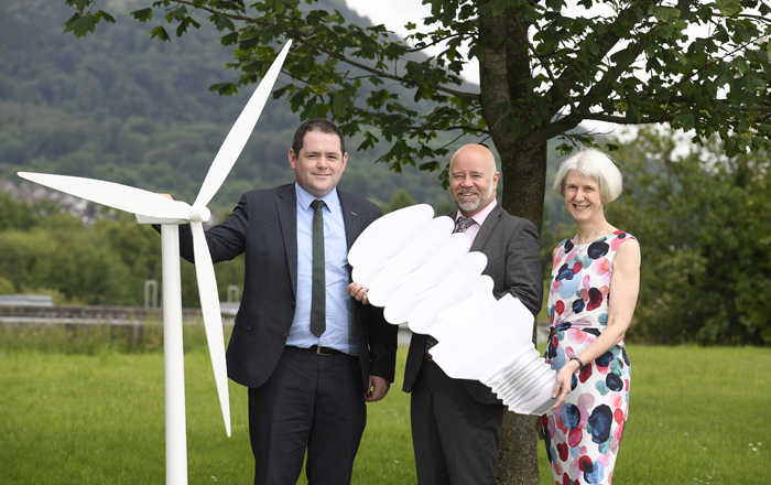 NI Water Awards £34 Million Electricity Contract To Energia.