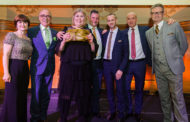 Incentive QAS Receives Top European Sustainability Award.