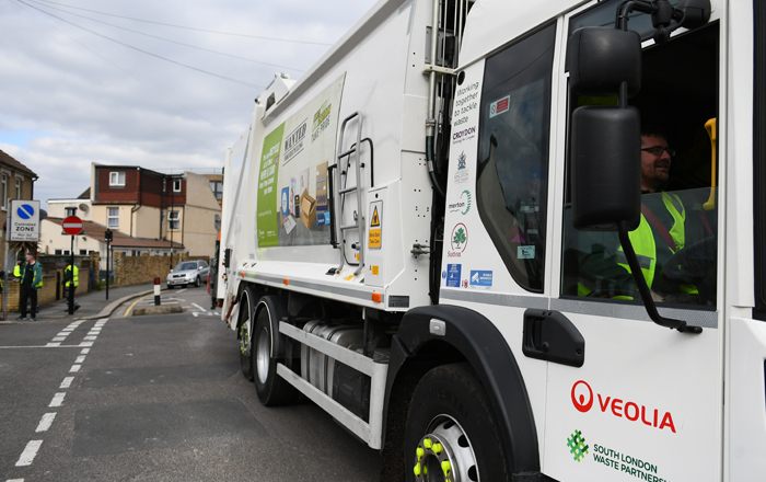 Revealed Today: Veolia Contract Delivers Top Recycling Performance For South London Boroughs.