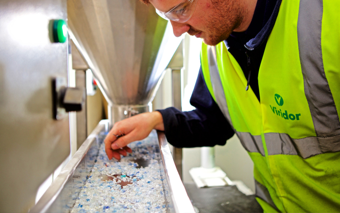 INEOS And Viridor Partnership Closes The Loop With New Hybrid Plastics Range Available Across Europe.