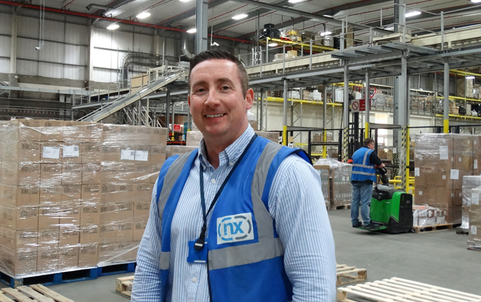 Supply Chain Firm Gears Up For Festive Rush Ahead Of Black Friday And Christmas.