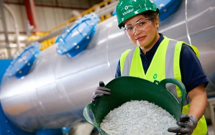 kp Secures Five-Year Supply Of Post-Consumer Recycled PET With Viridor.