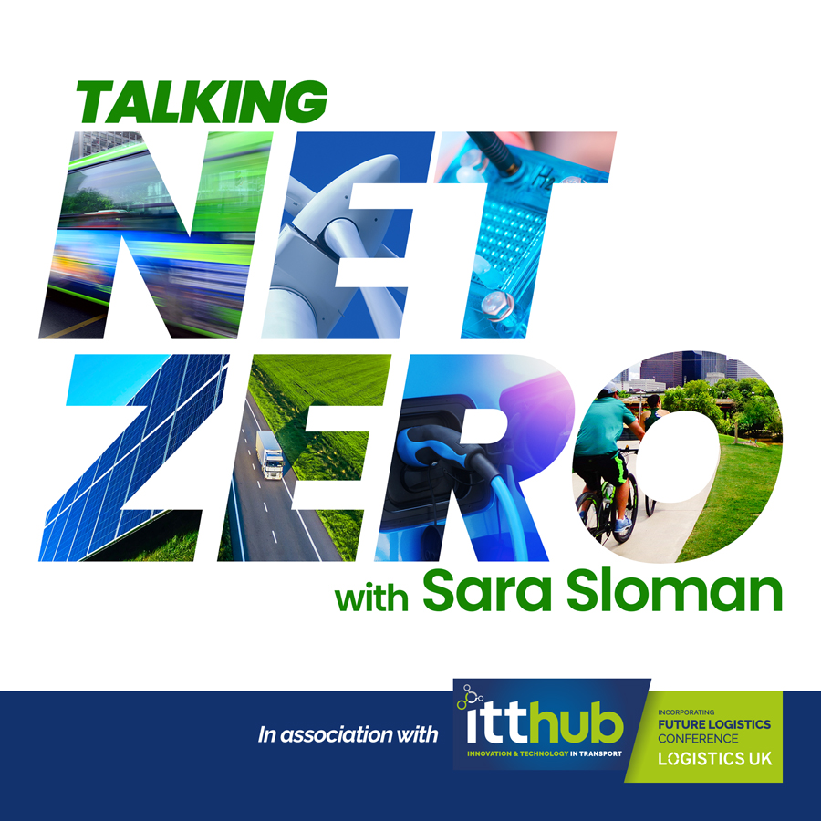 Talking Net Zero podcast